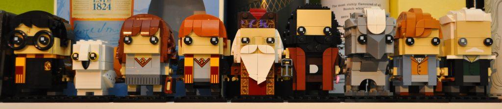 Alle derzeitigen Harry-Potter-BrickHeadz