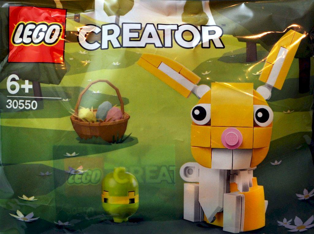 #30550 LEGO-Osterhase GWP - Osterdeko