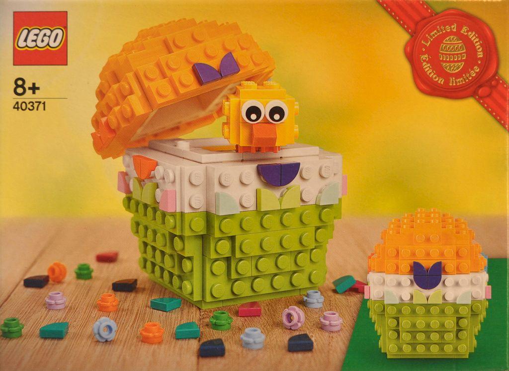 #40371 LEGO-Osterei - Osterdeko