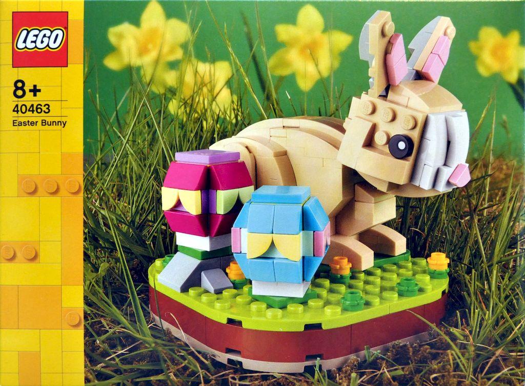 #40463 LEGO Osterhase - Osterdeko