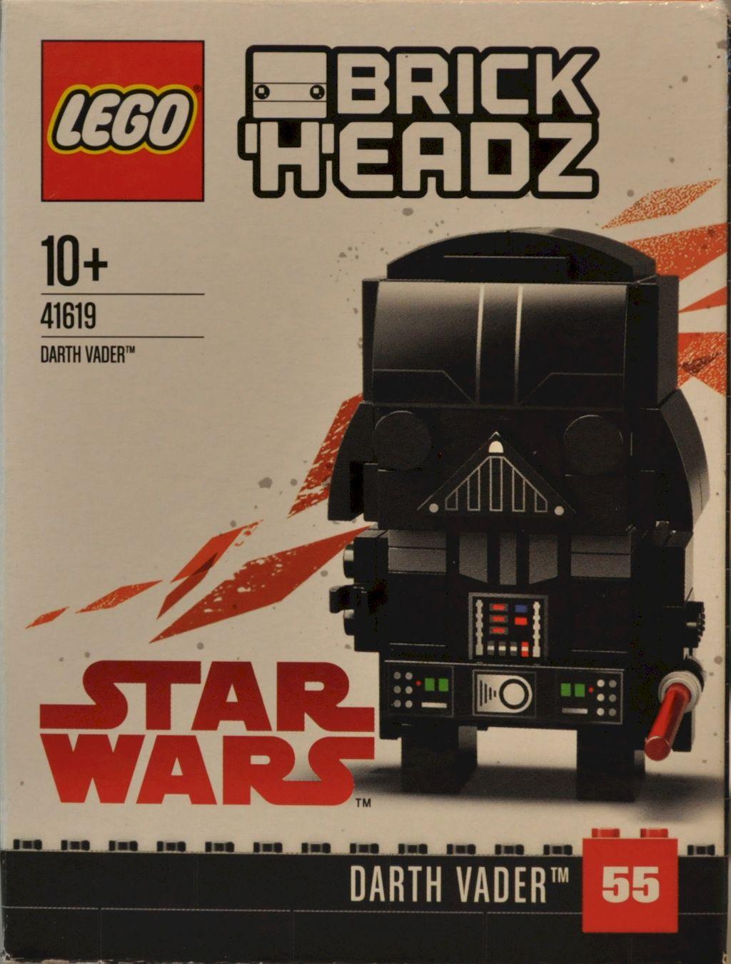 Darth Vader BrickHeadz